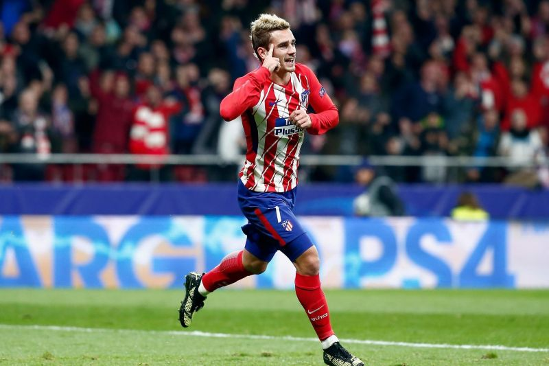 Griezmann has again been one of the stars of this La Liga season