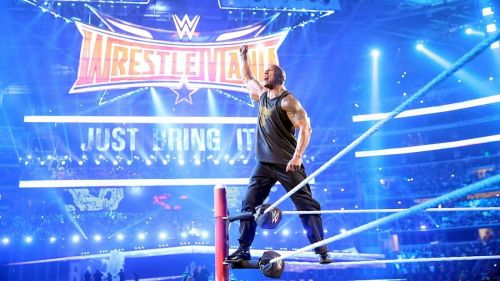 WWE had huge plans for The Rock at WrestleMania 34 originally
