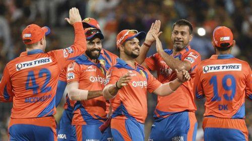 Image result for Gujarat Lions