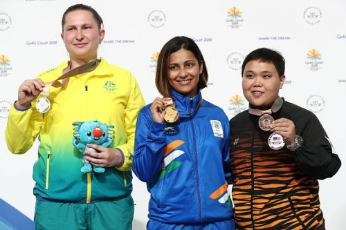 Shooting - Commonwealth Games Day 6