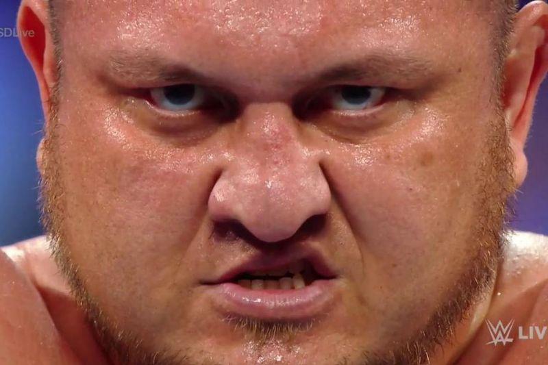 Samoa Joe SmackDown