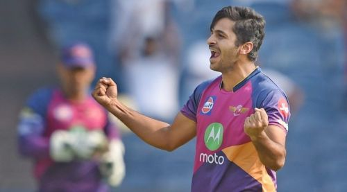 Shardul Thakur was a top contender for the IPL emerging player of the year award of 2017