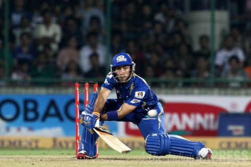 T20 specialist Glenn Maxwell managed to score only 36 runs with Mumbai Indians.