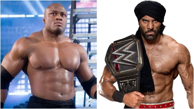 Lashley vs Cass will be one helluva match