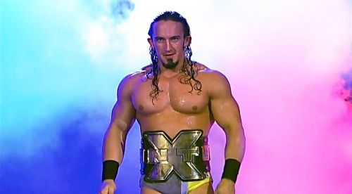 Neville was NXT champion for 287 days