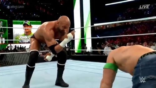 The Game mocked the leader of the Cenation.