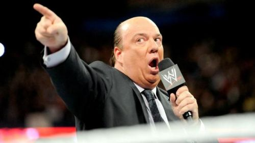 Paul Heyman was in the business since 14 years old