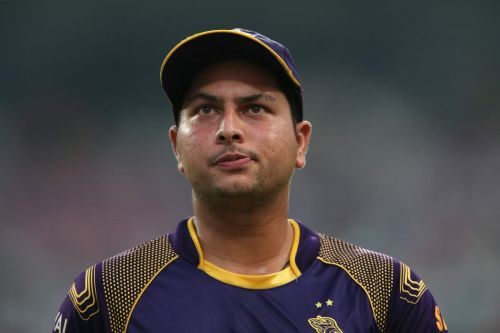 Image result for Kuldeep Yadav 2018 KKR