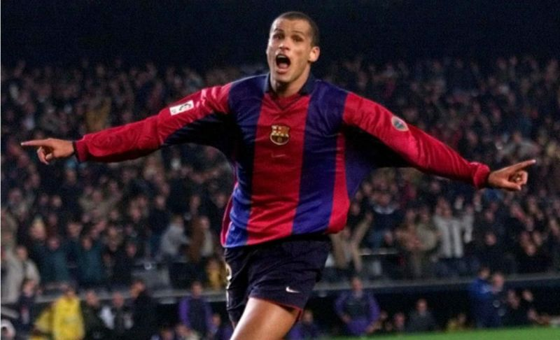 The sleepy-looking genius was the brightest spark in a troubled era at Barca