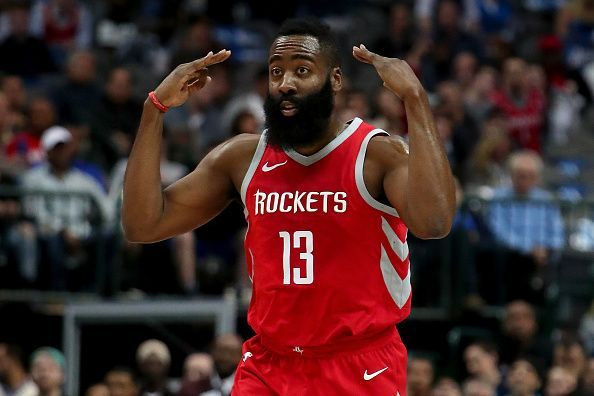 Image result for james harden last ten games