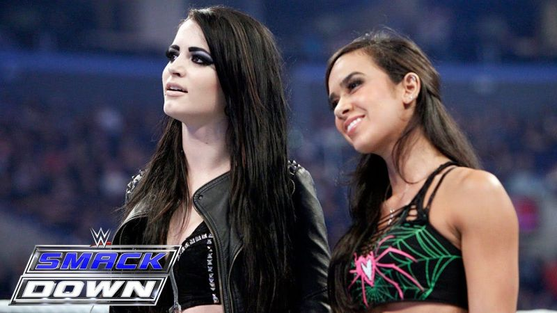 WWE News: AJ Lee comments on Paige retiring from wrestling