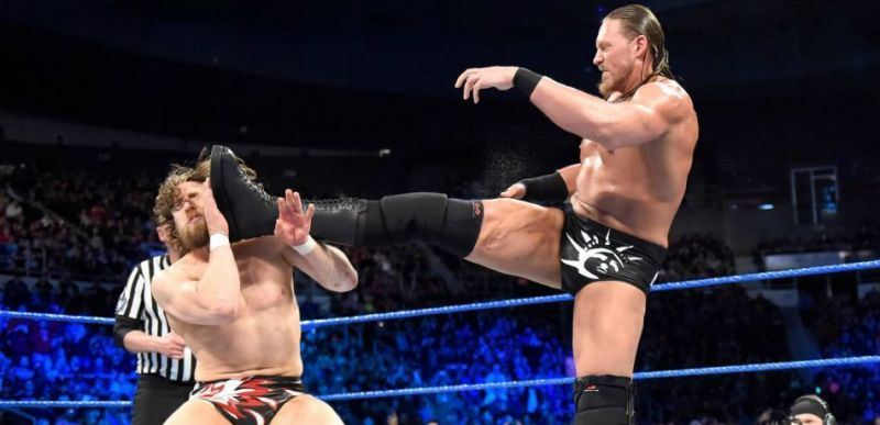 Big Cass SmackDown