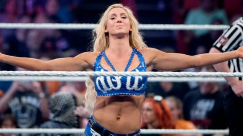 Charlotte Flair is the current Smackdown Live Women's Champion