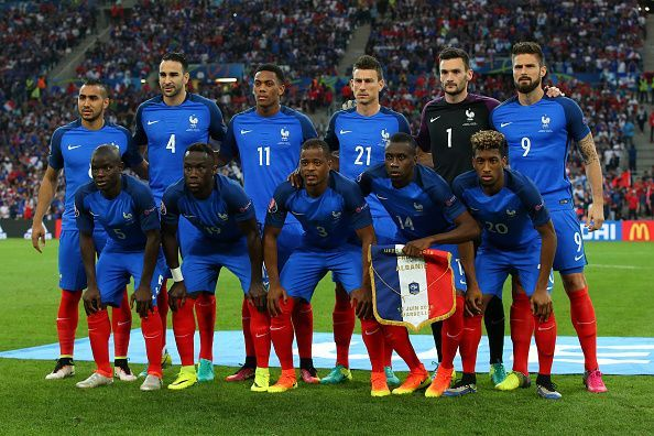 4fa1f084b FIFA World Cup 2018  6 reasons France could be favourites to take home the  trophy