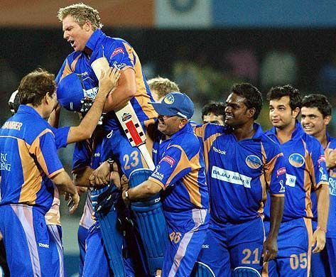 Page 2 - IPL: 5 best last over finishes from IPL 2008