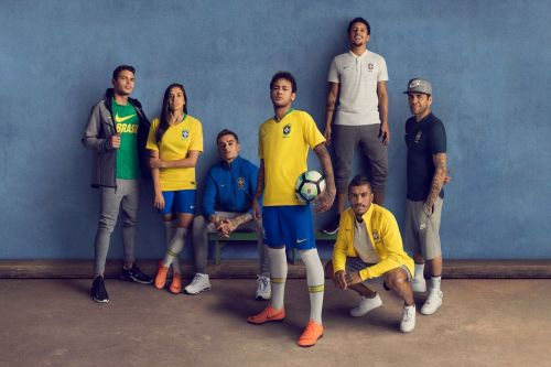 The Story of Brazil's 'Sacred' Yellow and Green Kit