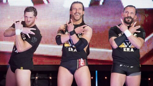 Adam Cole could have a few problems this weekend