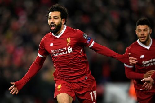 Liverpool v Manchester City - UEFA Champions League Quarter Final Leg One