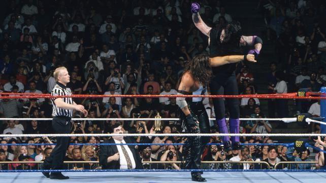 Resultado de imagem para undertaker vs diesel wrestlemania
