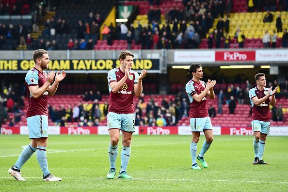 Burnley FC: Analysing the key to The Clarets' success this season