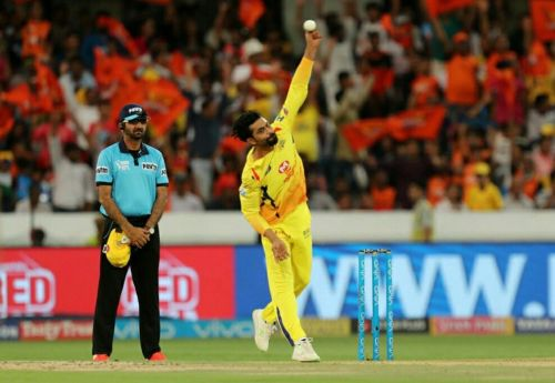 Jadeja has looked completely out of sorts