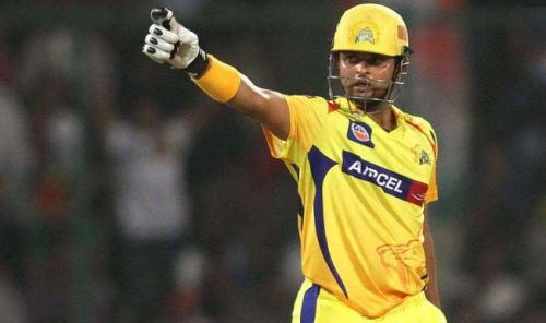 Image result for suresh raina csk
