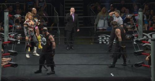 Lethal and Tananashi vs Mark and Jay