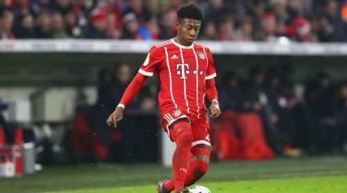 Alaba is one of the best in his position