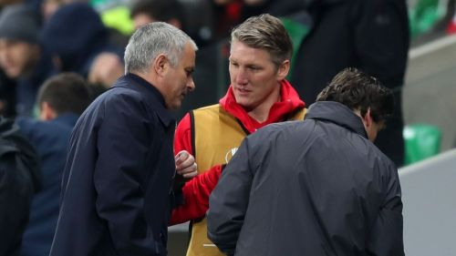 Schweinsteiger was treated poorly by Mourinho at Manchester United