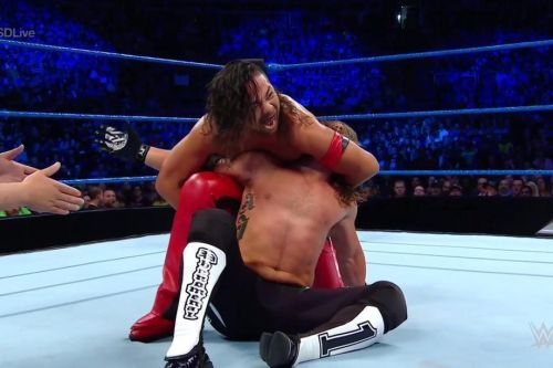 SmackDown Results May 15