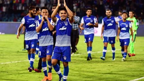 Bengaluru FC have a tough task ahead of them, in their bid for knockout qualification.