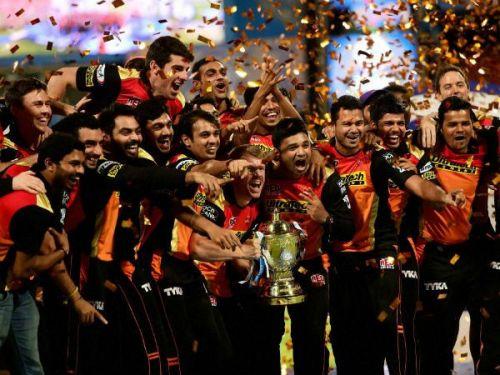 Image result for srh trophy