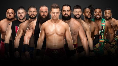 Money in the Bank could be quite interesting!