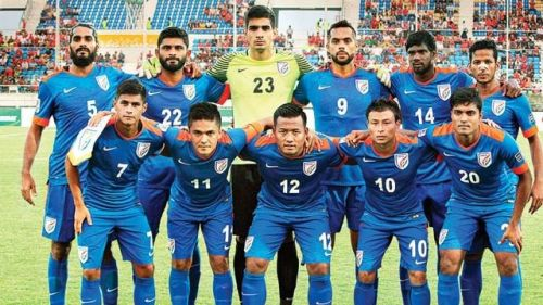 The 'Blue Tigers' will face-off Tajikistan on Sunday