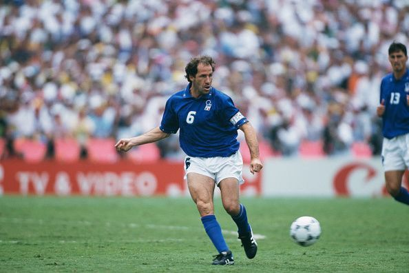 Soccer - Franco Baresi