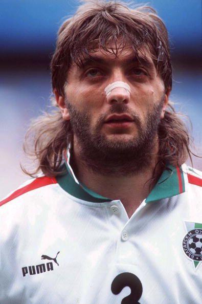 FUSSBALL: Nationalmannschaft 1997/Team BULGARIEN/( BGR )