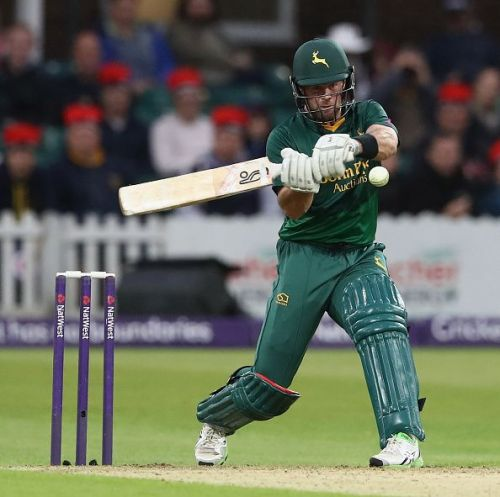 Leicestershire Foxes v Nottinghamshire Outlaws - NatWest T20 Blast