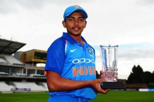 Under-19 World Cup wining Captain