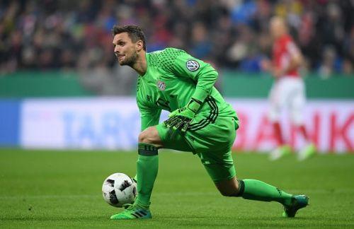 Fussball DFB Pokal Halbfinale 16/17: FC Bayern Muenchen - Borussia Dortmund