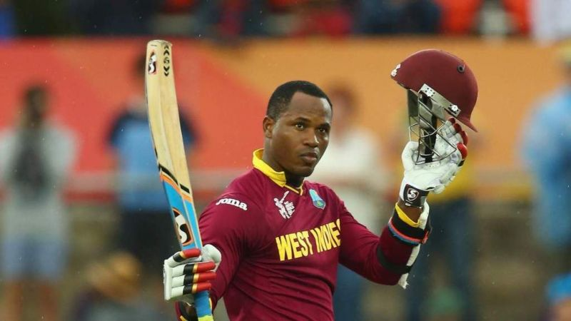 Marlon Samuels West Indies Cricket