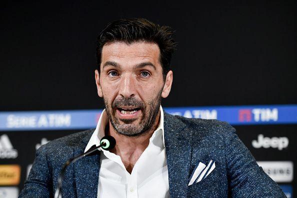 Gianluigi Buffon Press Conference