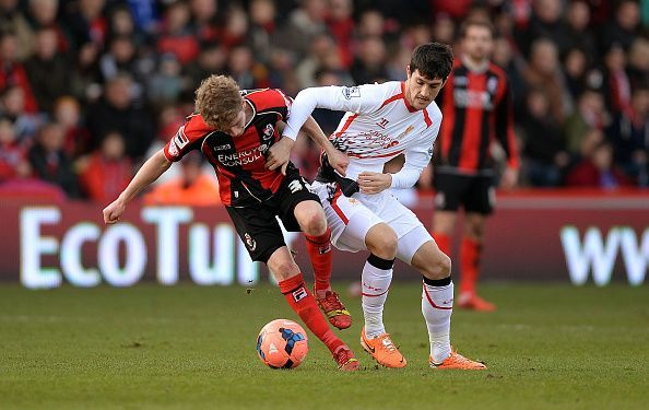 Soccer - FA Cup - Fourth Round - AFC Bournemouth v Liverpool - Goldsands Stadium