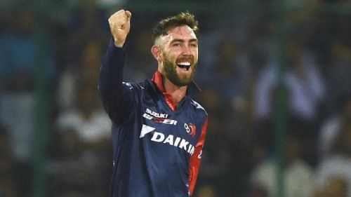 Maxwell failed to inspire Daredevils in IPL 2018