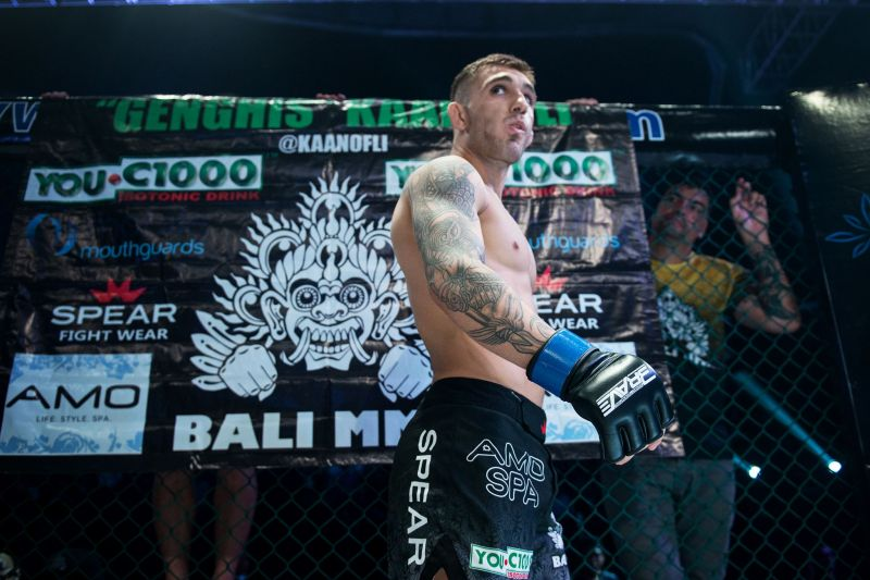 Bali MMA Pro Team debuts at Brave Combat Federation