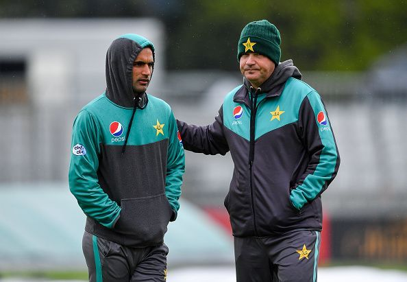 Ireland v Pakistan - International Cricket Test match - Day One