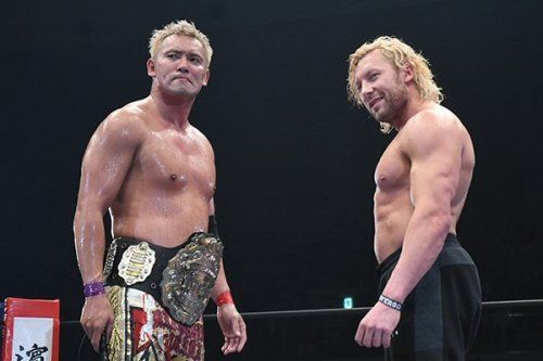 Kenny Omega and Kazuchika Okada will do battle once again next month