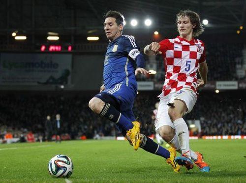 Argentina vs Croatia World Cup 2018