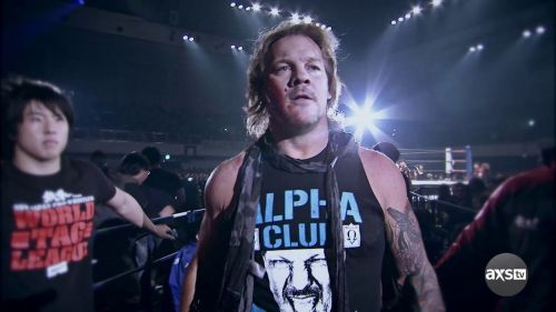 Chris Jericho is set to make his return to NJPW