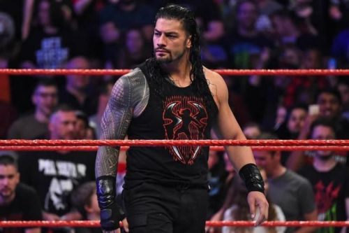 Roman Reigns Raw May 14th