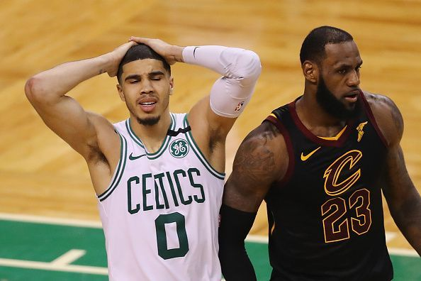 48245b8831fd Twitter erupts as LeBron makes his 8th straight NBA Finals